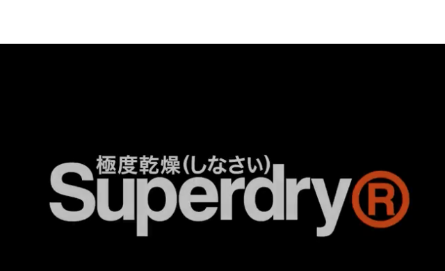 Presenting....Super Cool Superdry Sounds